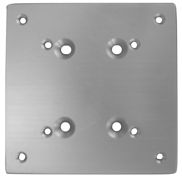 XPCAN - Cannon Downrigger Adapter Plate - Cisco 2/16