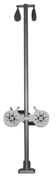 PMSGE - Cisco -Single Reel Mast with Electric Drive  (dual unit shown in photo) 2/19