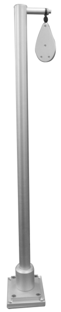PMSRT3FT - 3' Planer Mast with Pulley 9/17