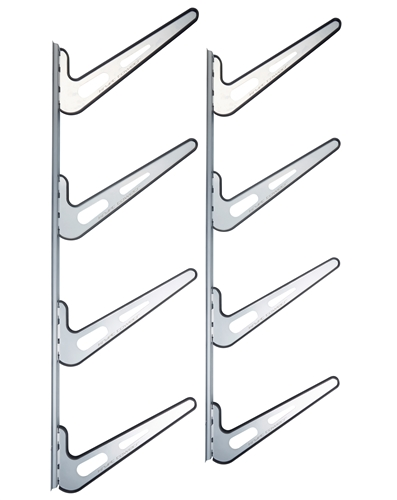 225 - Origin Heavy Duty BoardSports Wall Storage Rack  3/17