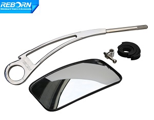 86/157 - Mirror for Arch/T-Top or Wakeboard - REBORN